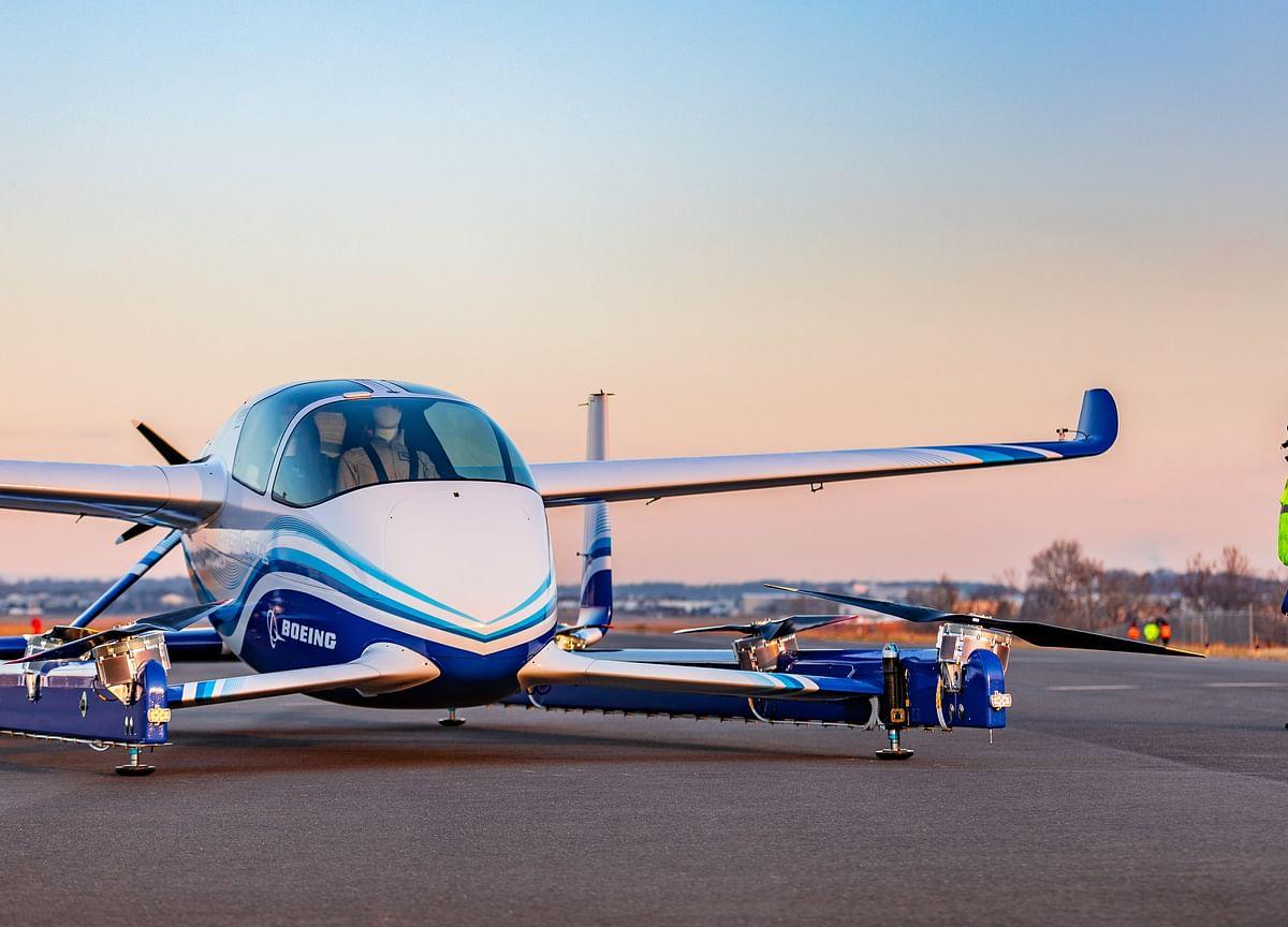 Boeing's Flying Car Has Taken Off