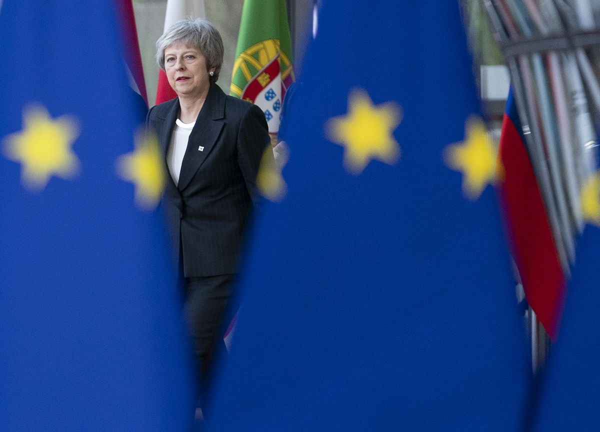 Theresa May Postpones Her Moment of Brexit Reckoning