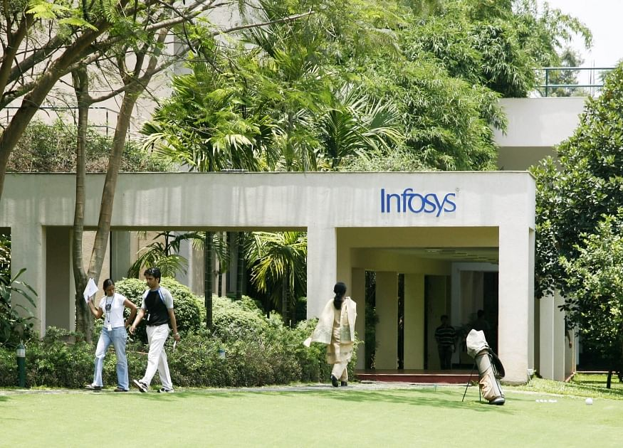 How Infosys Stock's Worst Trading Day In Six Years Played Out