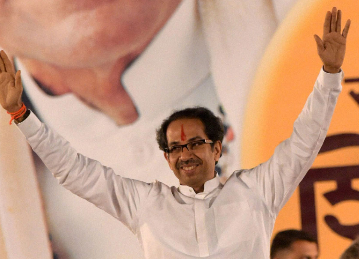 Uddhav Thackeray Promises Justice To Caste Groups, Takes Dig At Rebels