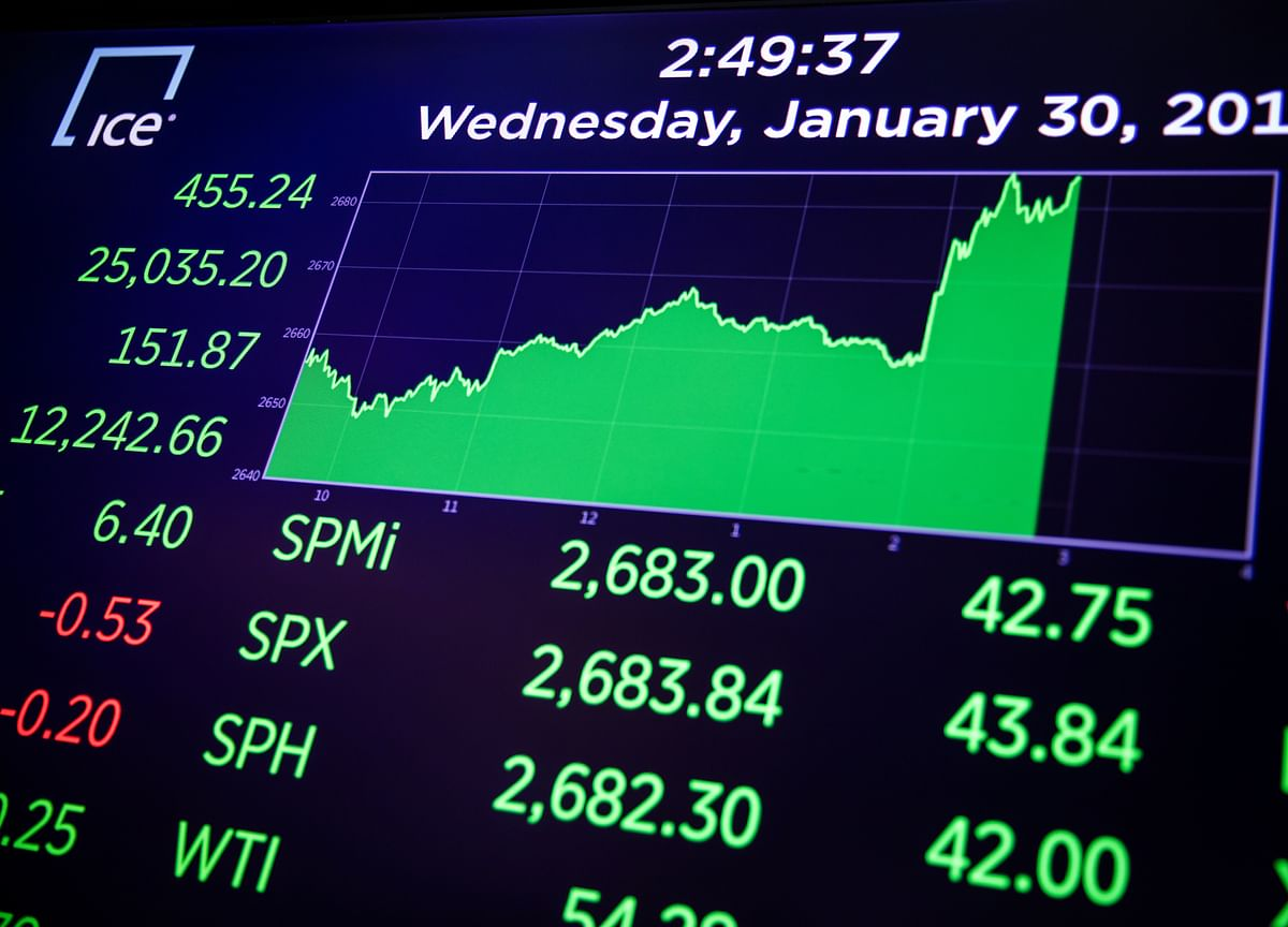 U.S. Equities Rally to Best Month in Three Years: Markets Wrap