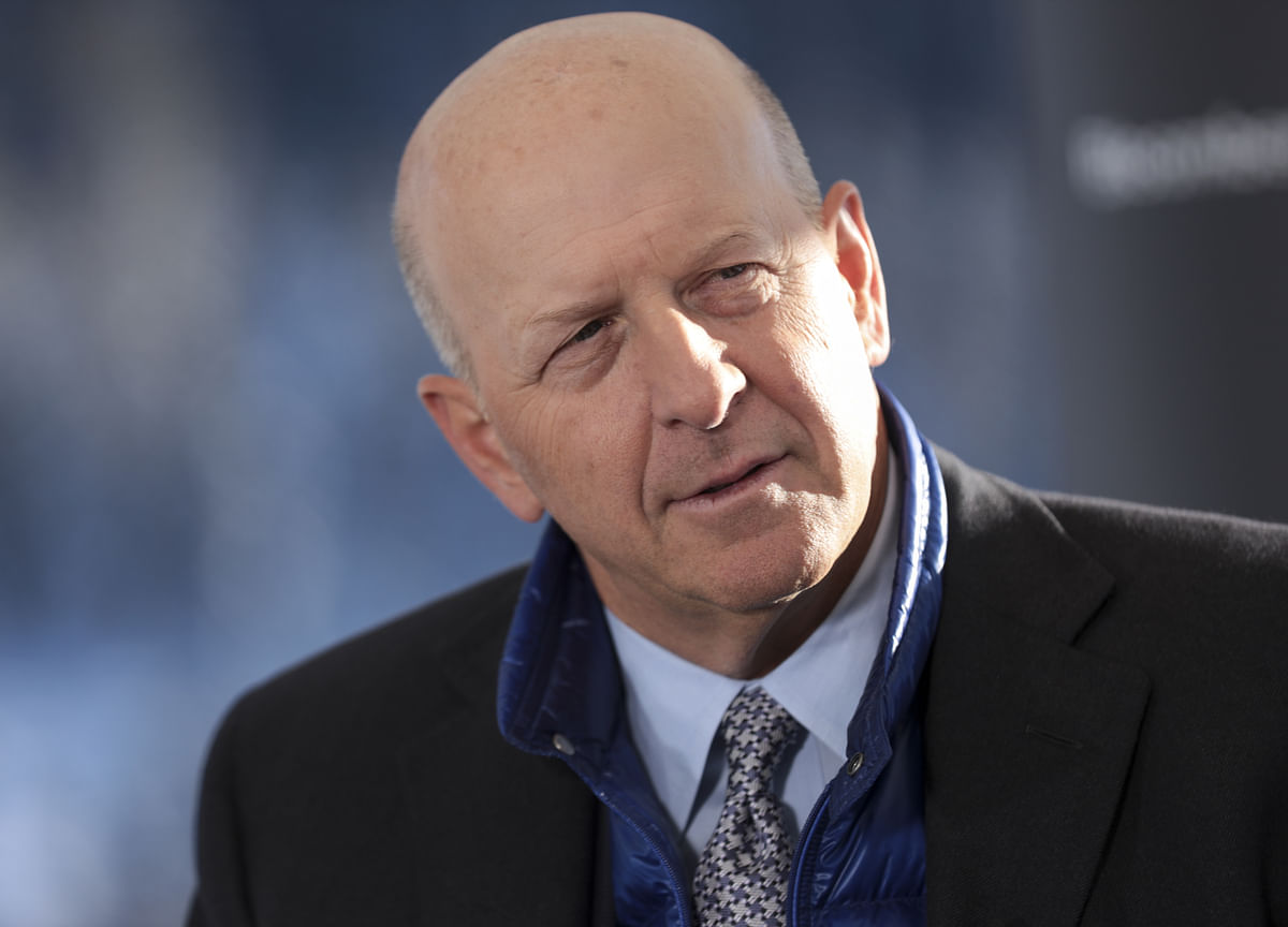Goldman CEO David Solomon Sees Robust Underwriting Calendar in 2019