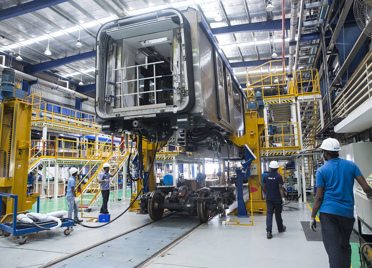 India's Manufacturing PMI In December Eases From 11-Month High