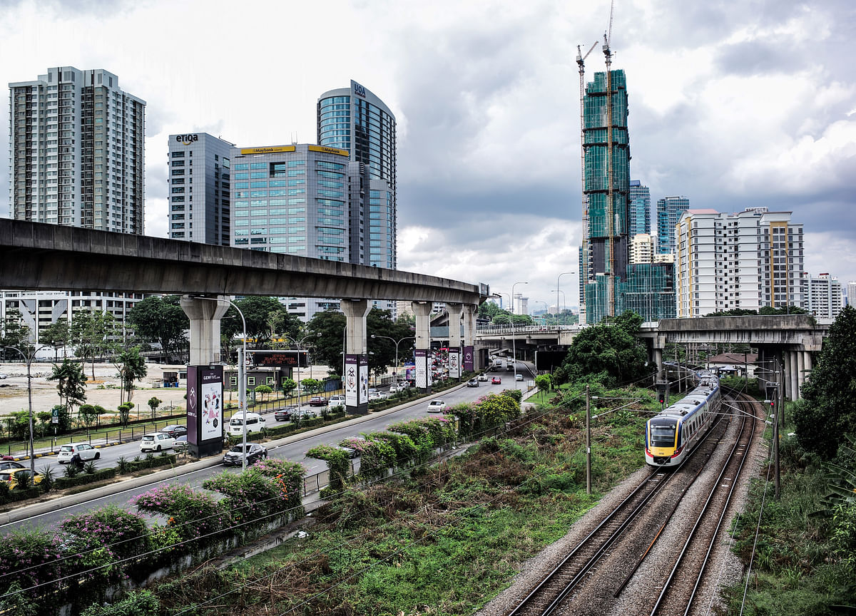 Malaysia to Terminate $20 Billion China-Backed Rail Project
