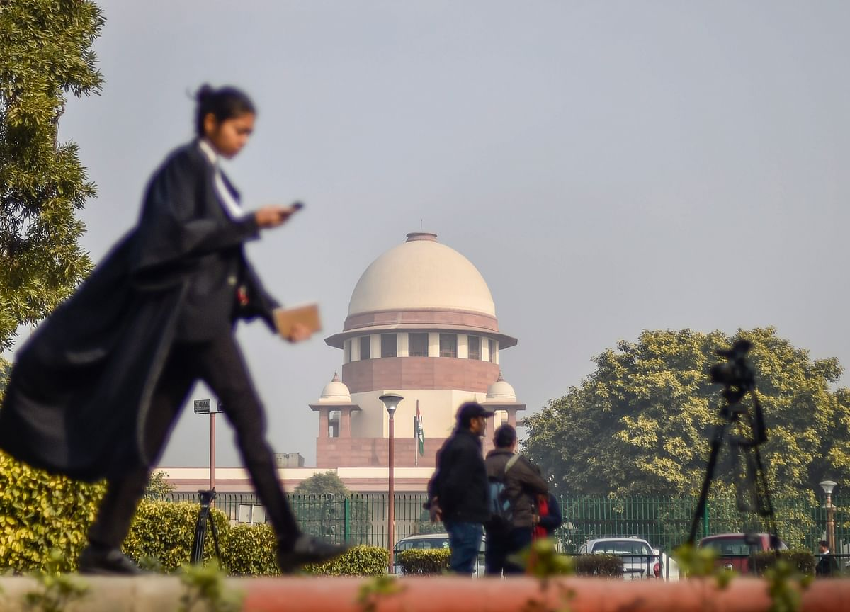 Supreme Court's 5-Judge Constitution Bench Not To Sit This Week