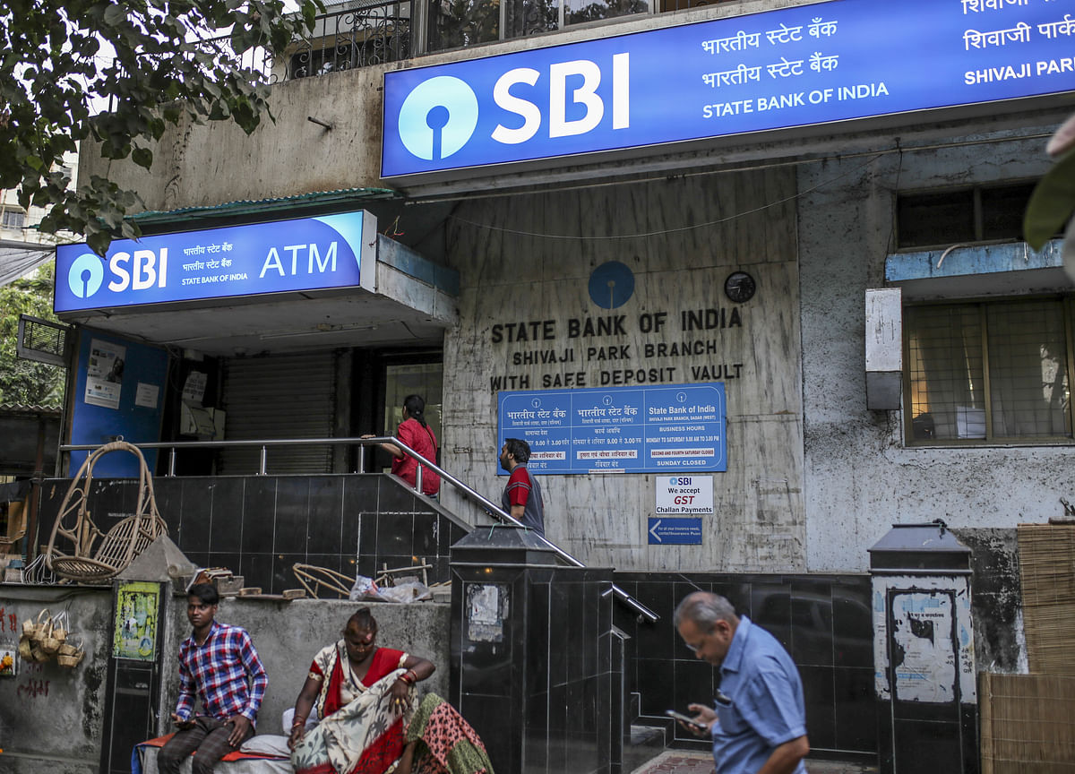 India's SBI Selects Banks for $1.4 Billion Share Sale