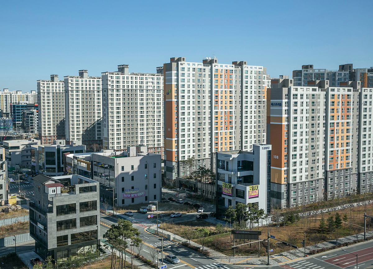 World's PriciestHousing Market to GetIts Most Densely-Packed Apartments