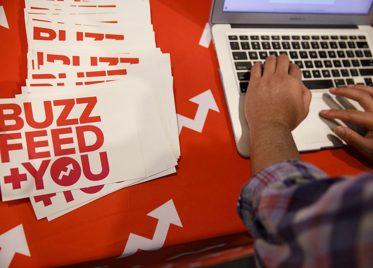 BuzzFeed Journalists Protest in Push for Union Recognition