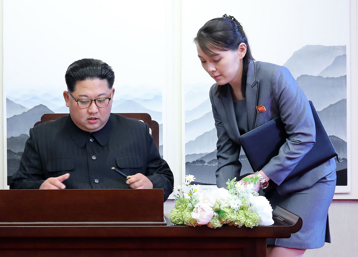 Kim's Sister Says Army Ready for Action on South Korea