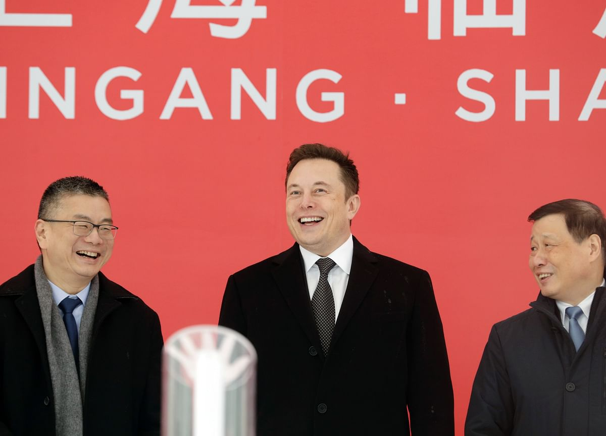 Musk's China Charm Offensive Nets Tesla Tax Break Amid Trade War