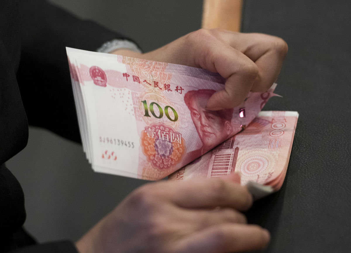 China Is Hunting for Foreign Buyers for Its Sovereign Debt