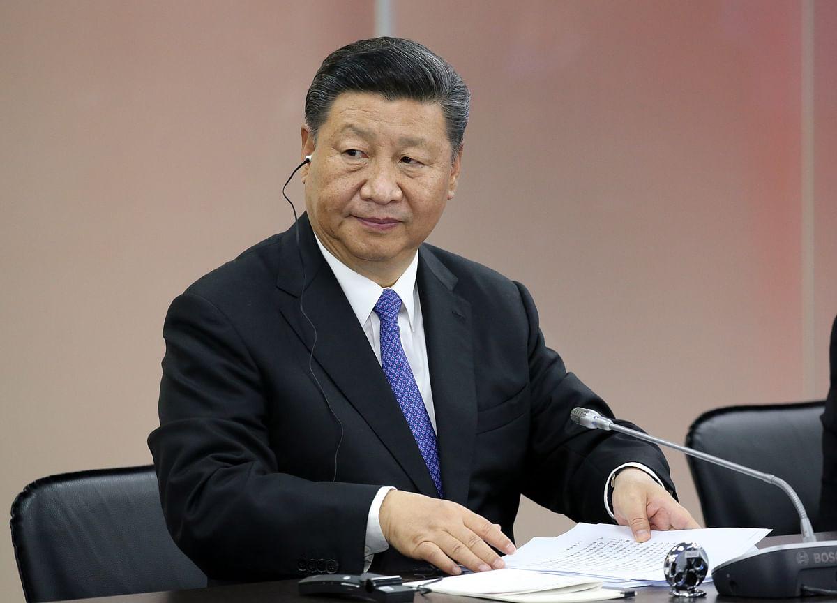 China's Xi Seeks Talks to Unify Taiwan With Mainland
