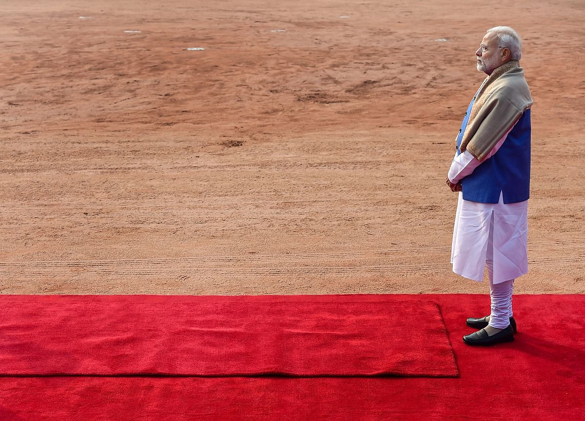 From Indira Gandhi To Modi, Lutyens' Delhi Has Made And Unmade Prime Ministers