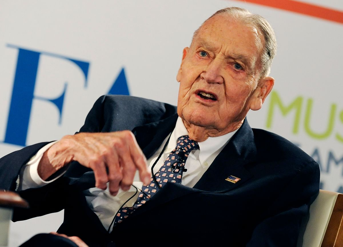Jack Bogle, the Apostle of Index Funds, Never Gave Up