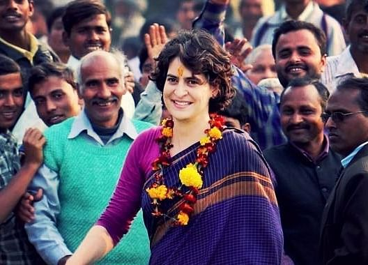 Congress Claims WhatsApp Alerted Priyanka Gandhi About Possible Hacking Of Phone