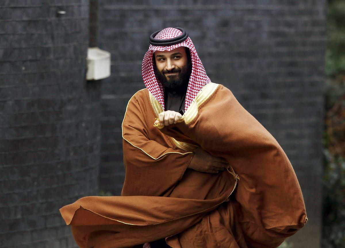 Saudi Arabia Kicks Off $425 Billion Bonanza for Infrastructure
