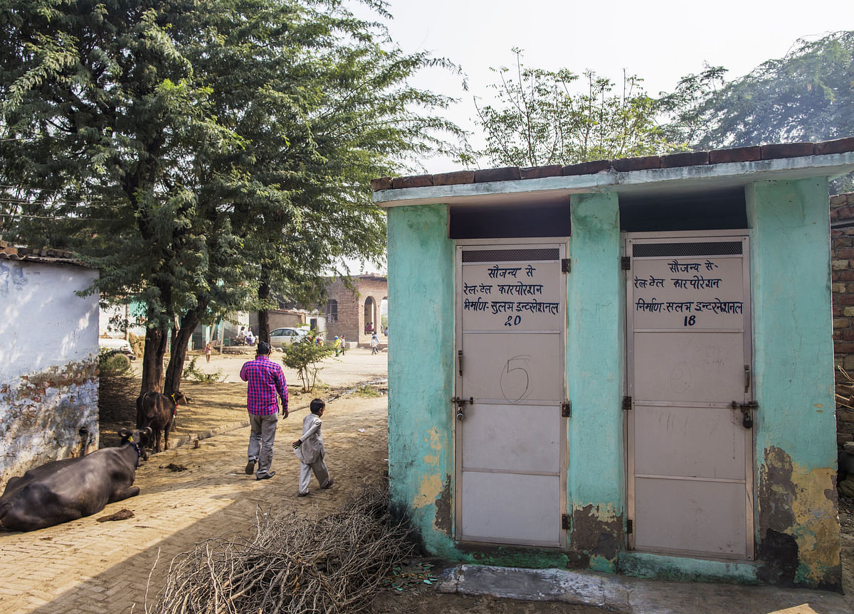 After Four Years Of Swachh Bharat, Open Defecation Down 26 Percentage Points