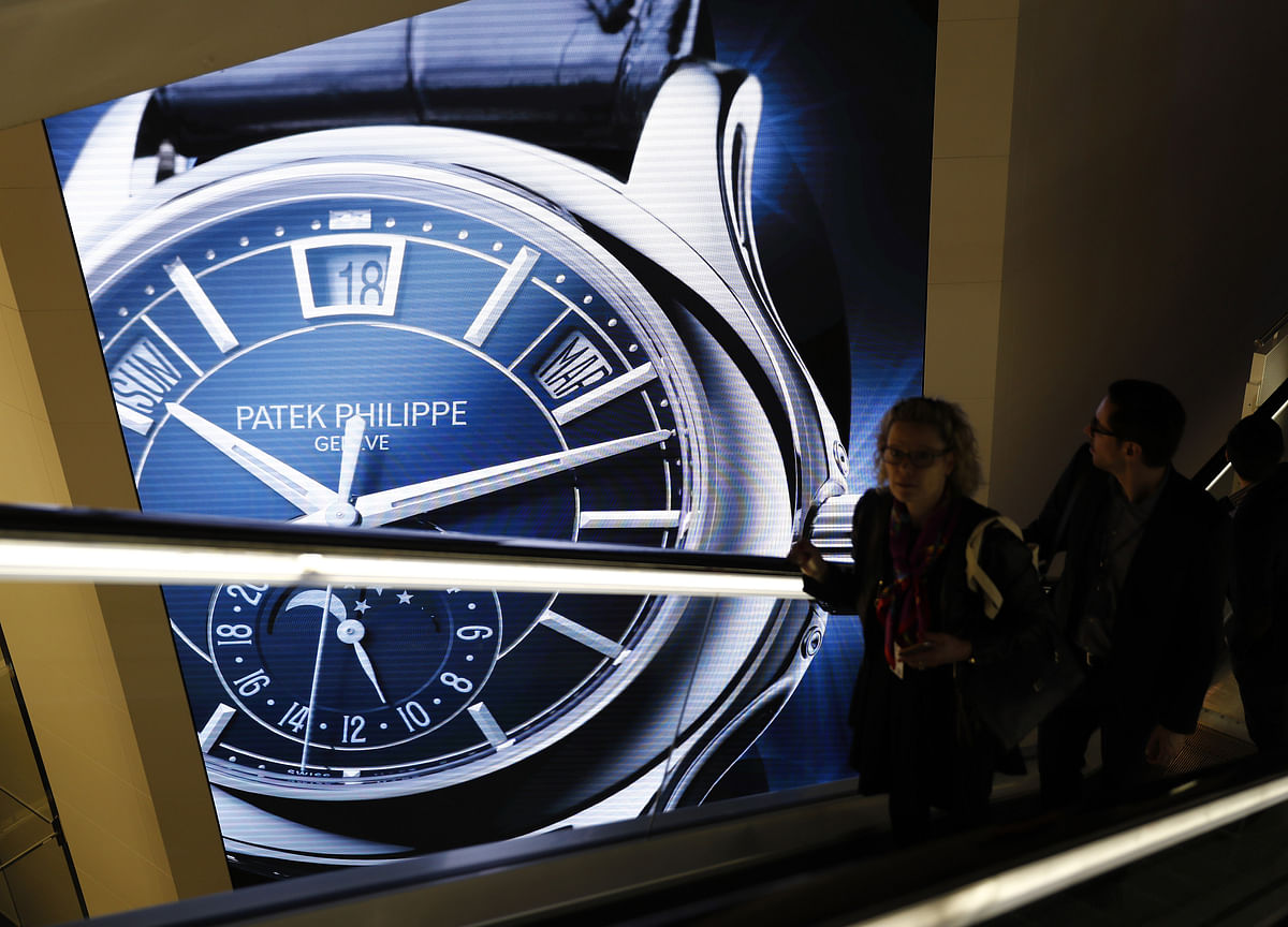 Watchmaker Patek Philippe May Be ComingUp for Sale
