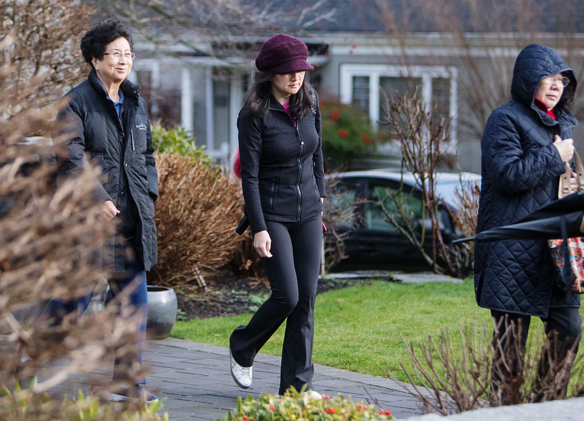 Huawei CFO Is on the Move to Her Bigger $10 Million Mansion