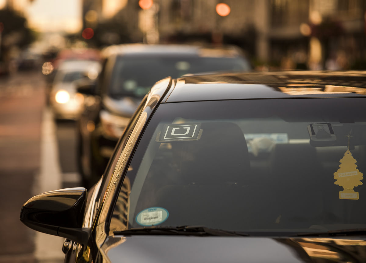Uber Must Face Rape Victim Suit Over Attacker's Window Decal
