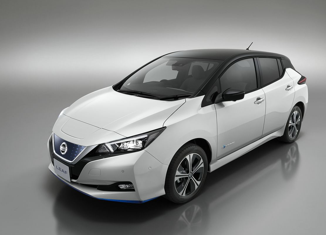 Nissan Unveils New Leaf Electric Car Delayed by Ghosn's Arrest