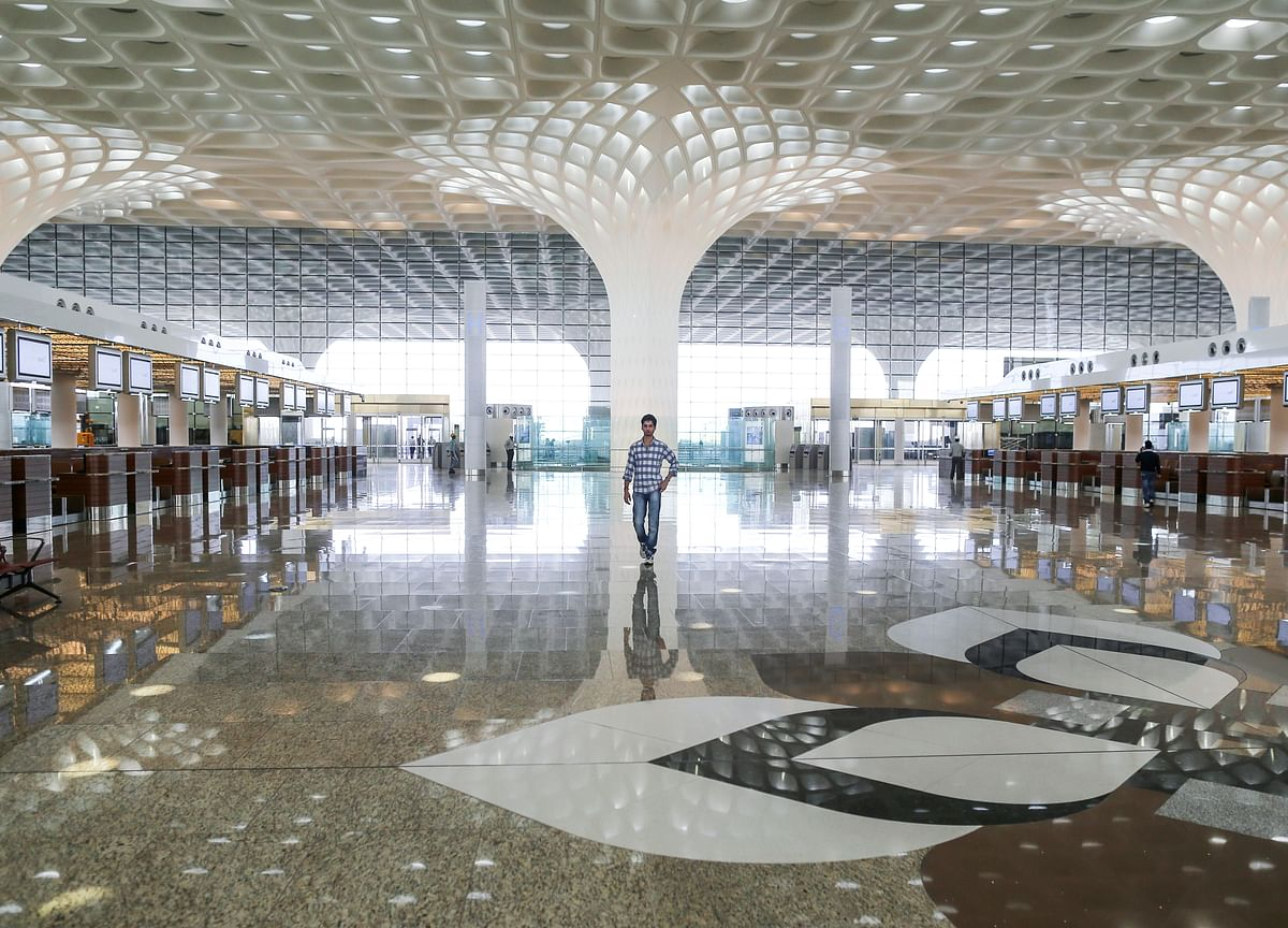 GVK Airport To Get Rs 7,600 Crore Investment From Three Global Firms