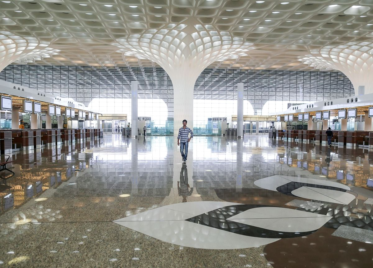 No More Stamping Of Boarding Pass At Mumbai's T2 For Domestic Fliers