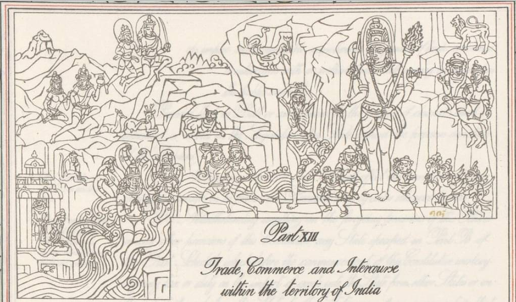 handcrafted constitution of india