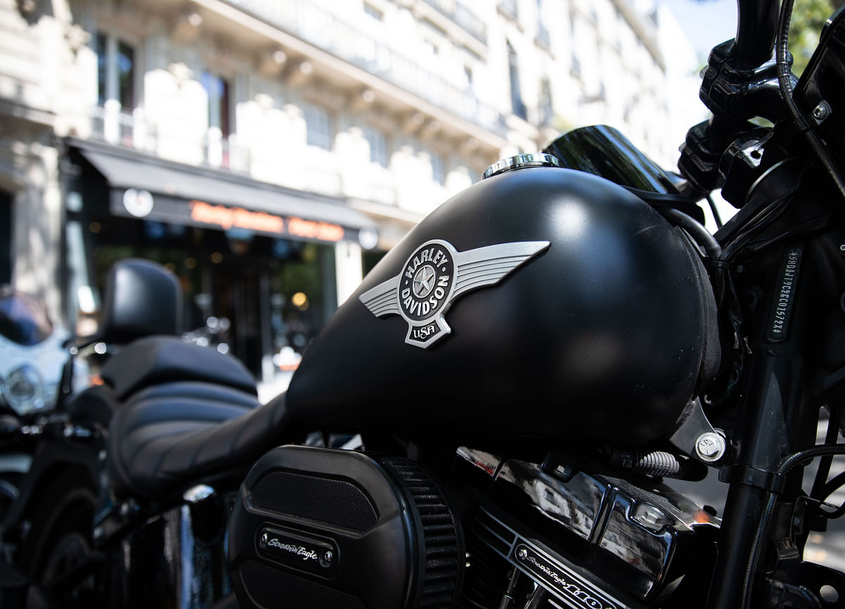 Harley-Davidson Profit Is Wiped Out by President Trump's Tariffs