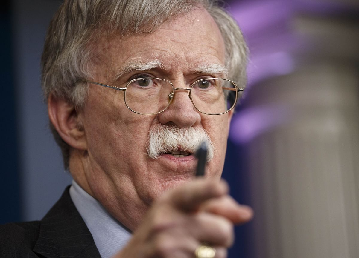 U.S. to Pull Out of Syria in Way That Defeats ISIS, Bolton Says
