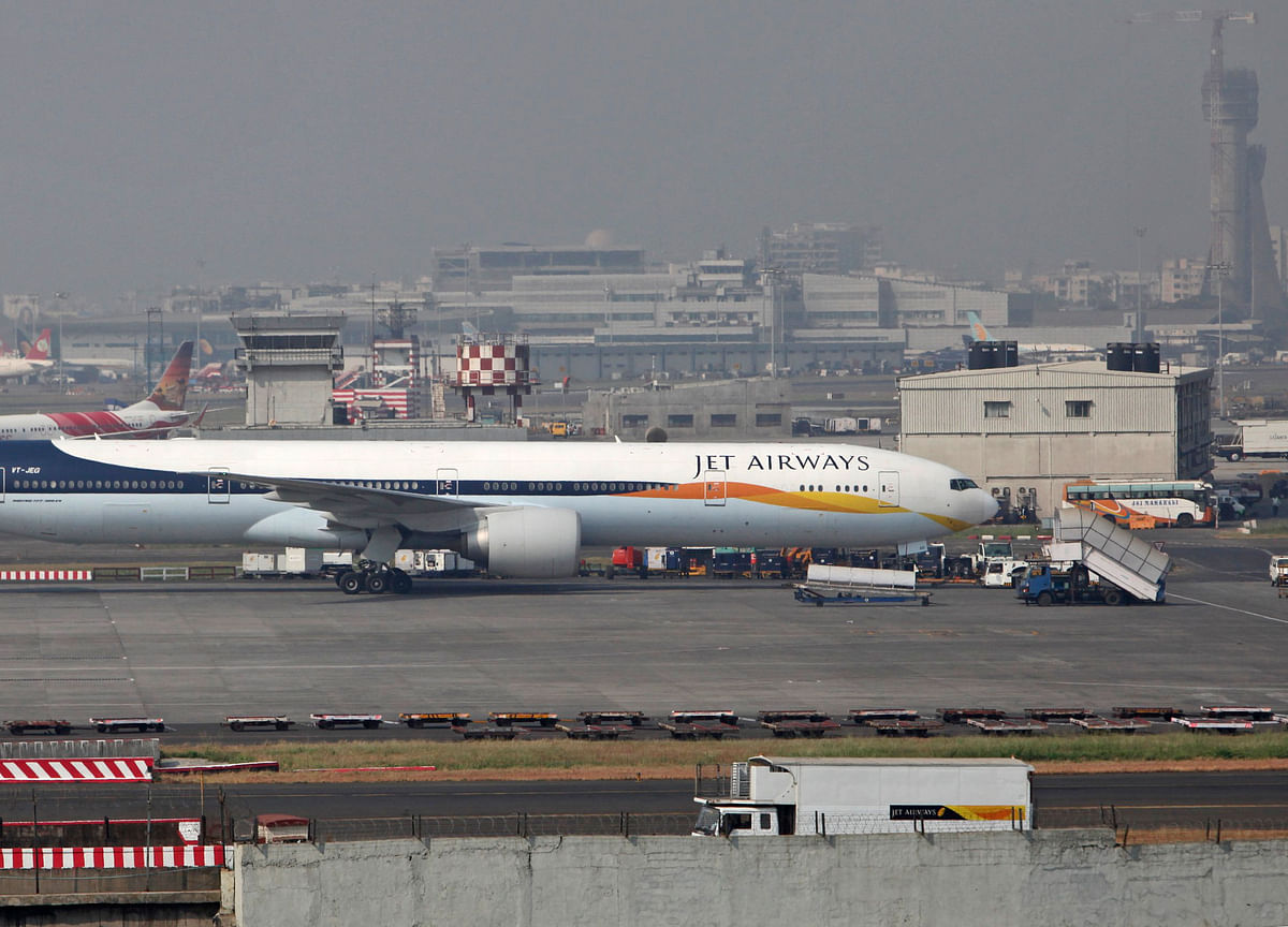 Jet Airways Misses Paying $109 Million Loan, Sources Say