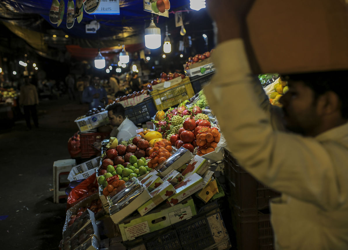 India Retail Inflation Quickens to Highest Level in Over a Year