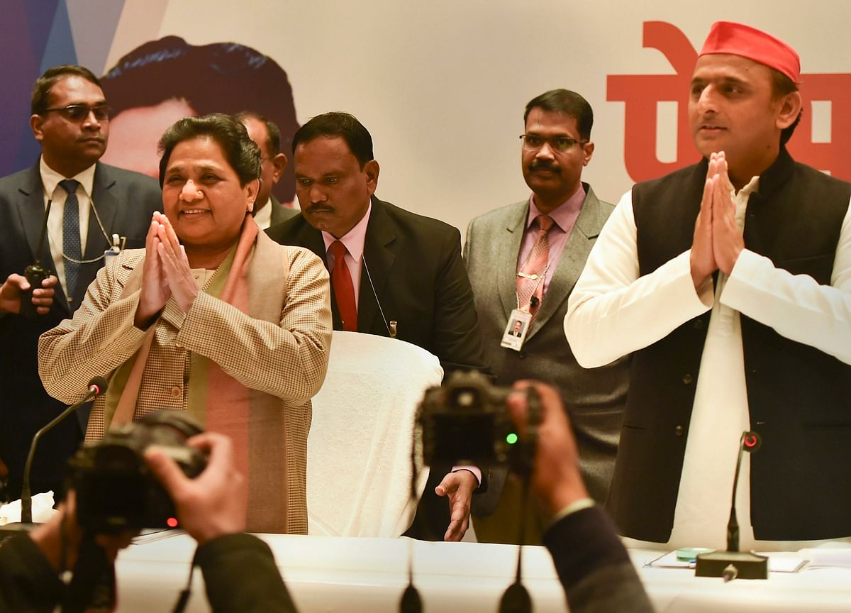 Congress Out Of SP-BSP Alliance In UP, But There's Little Reason For BJP To Cheer