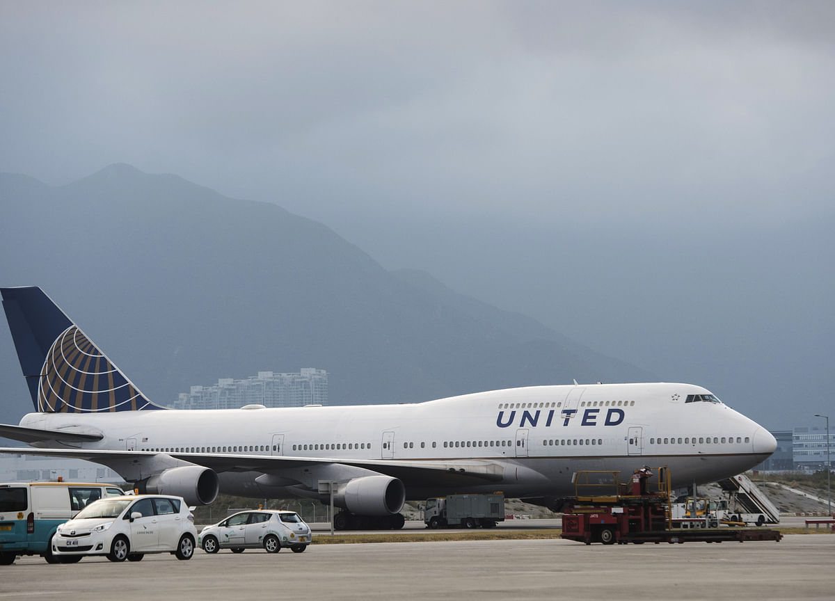 United Regains Its Rank as the World's No. 2 Airline