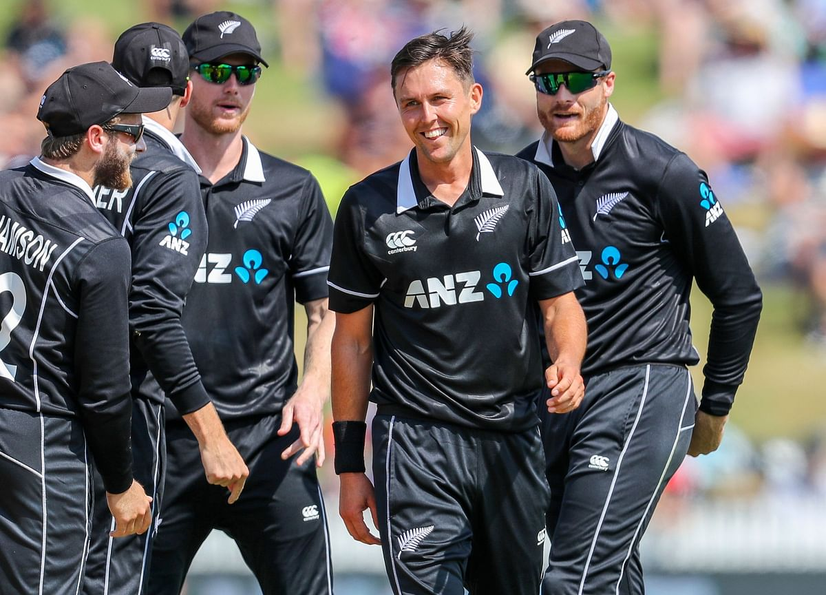 New Zealand Pacers Give Team India a Reality Check in the 4th ODI