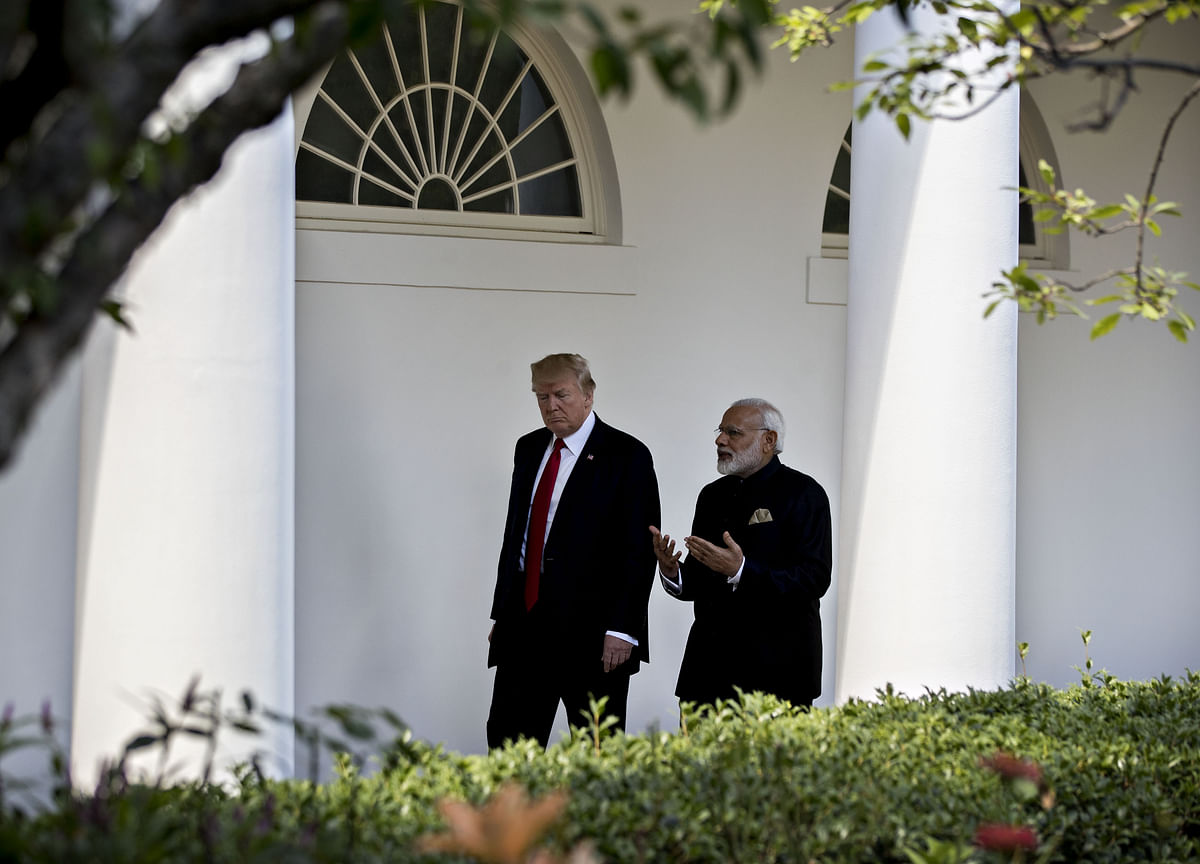 U.S.-India Ties In 2019: What's New, Good Or Bad