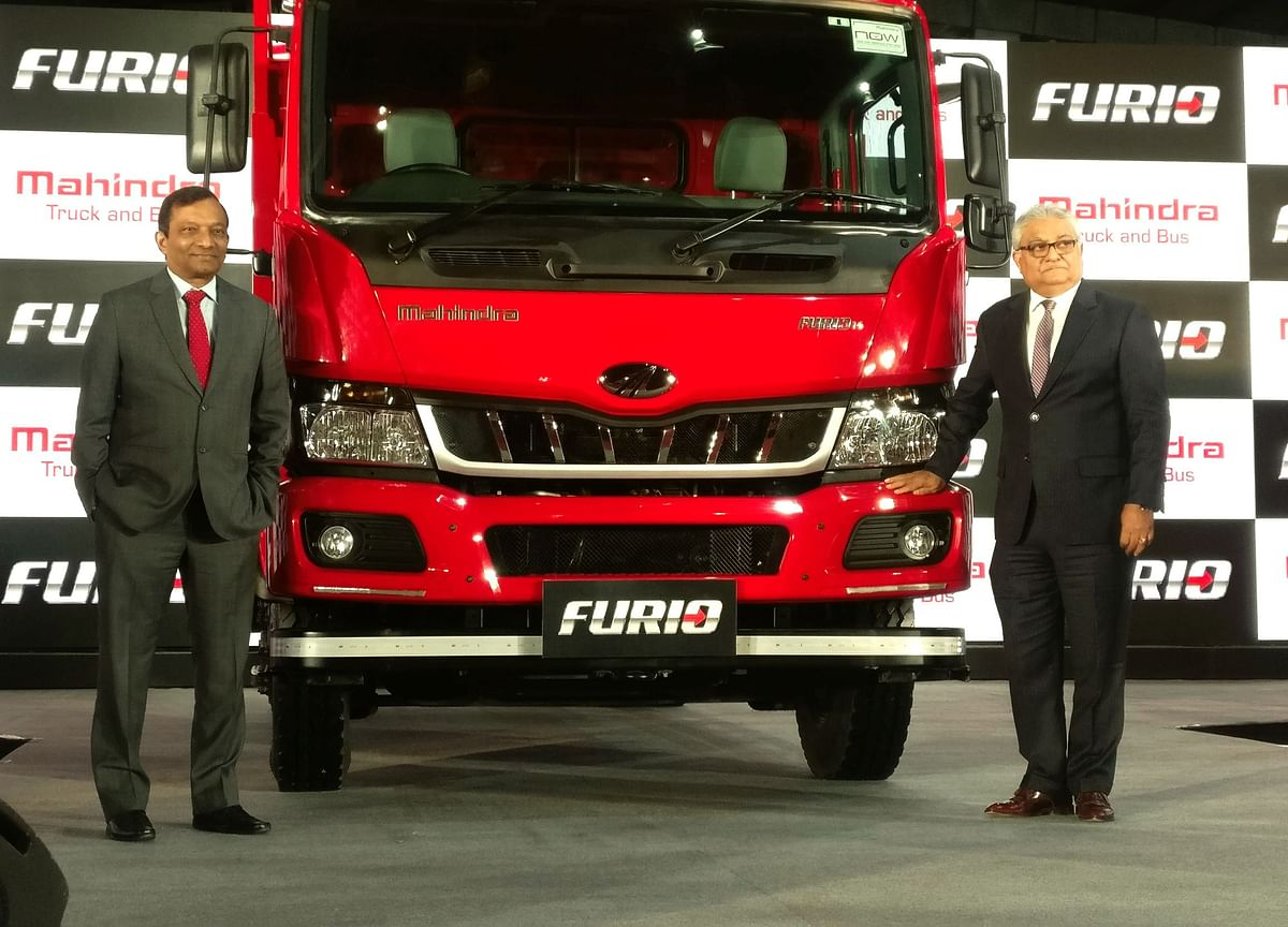 Mahindra Targets Fruit And Vegetable Carrier Market With Furio Trucks