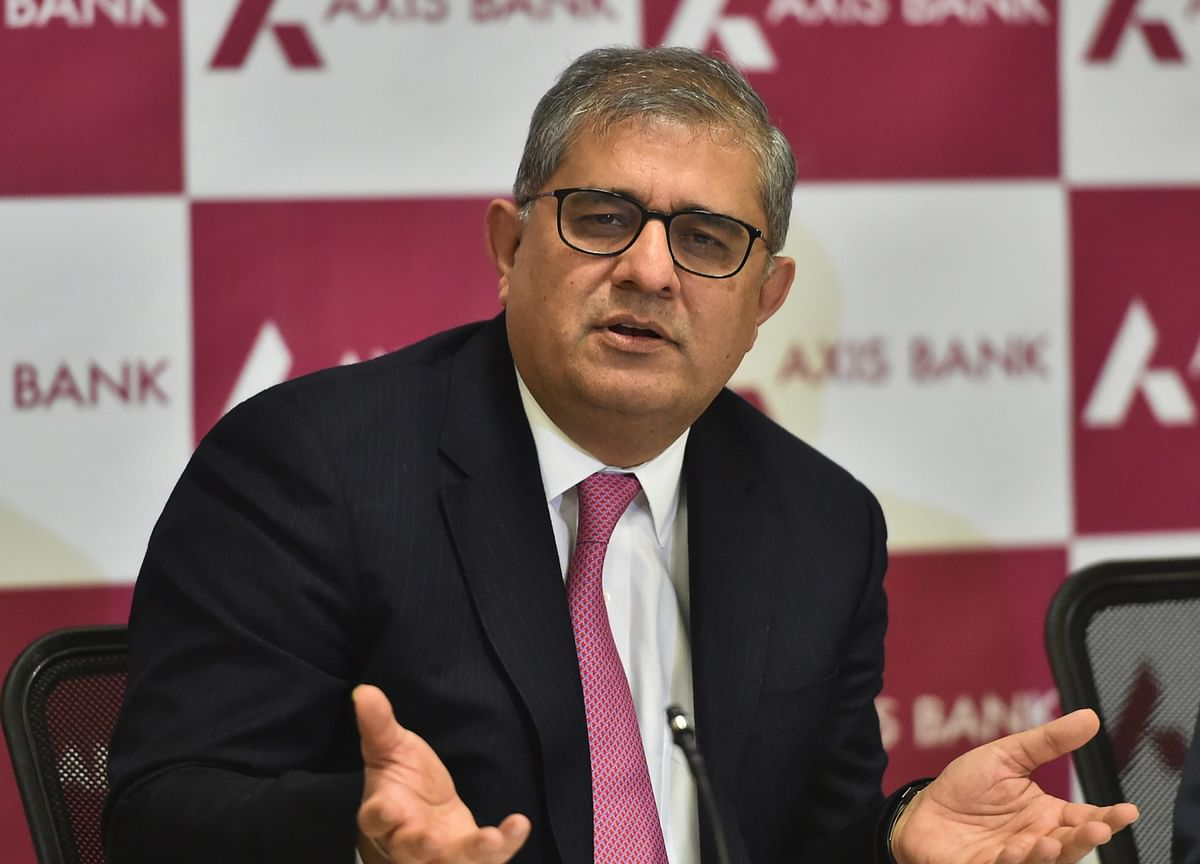 RBI, Government In Right Direction To Keep Economy Moving: Axis Bank CEO