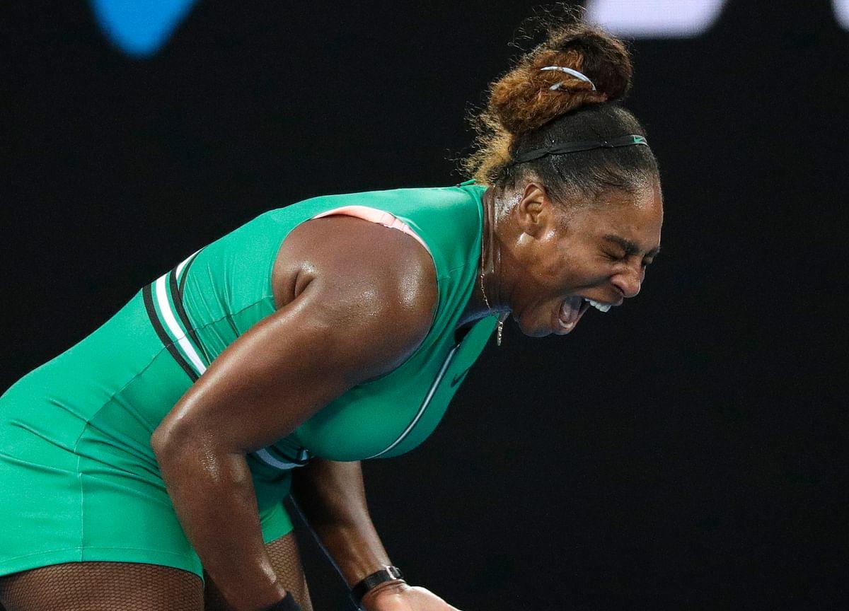 Serena Williams Knocks Out World Number One Simona Halep