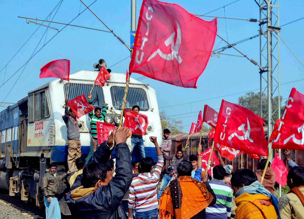 Bharat Bandh: Trade Union Strike Evokes Mixed Response on Day 2