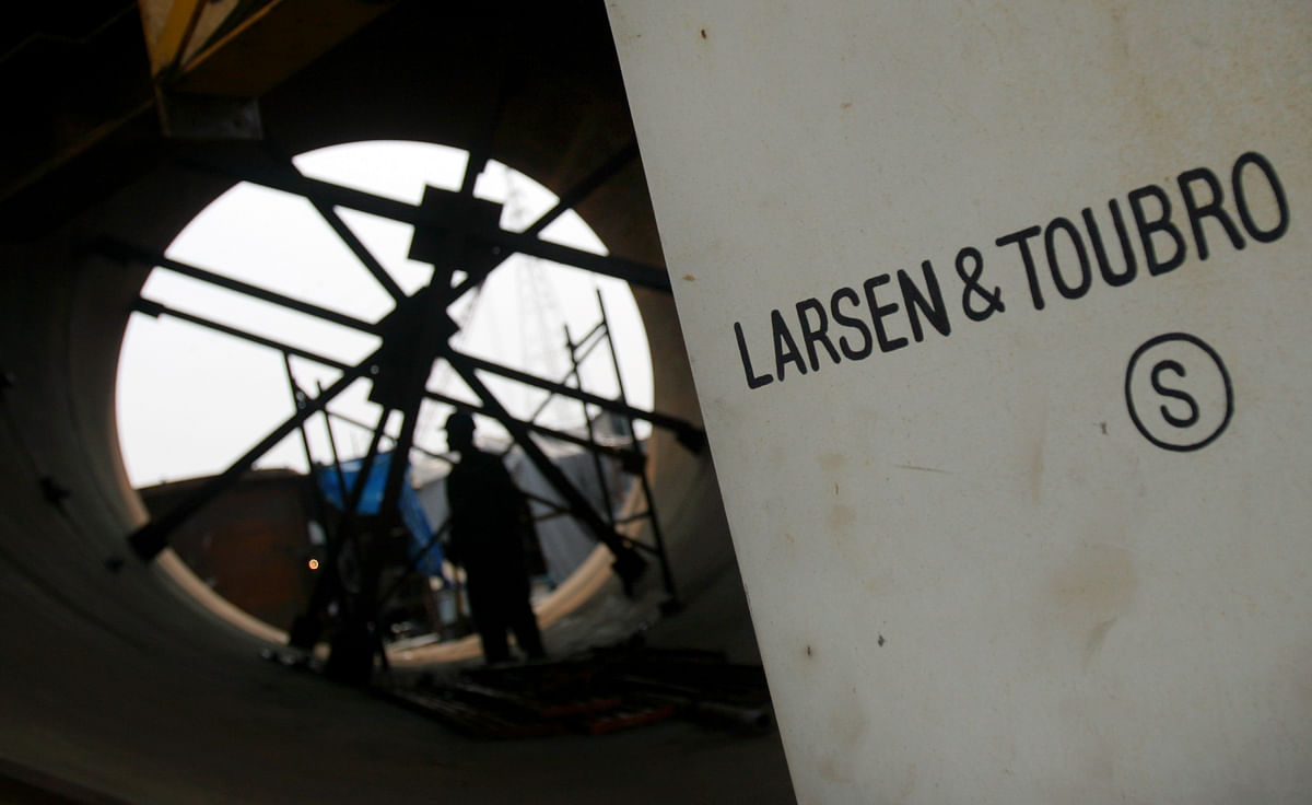 Market Regulator Rejects L&T's Rs 9,000-Crore Share Buyback