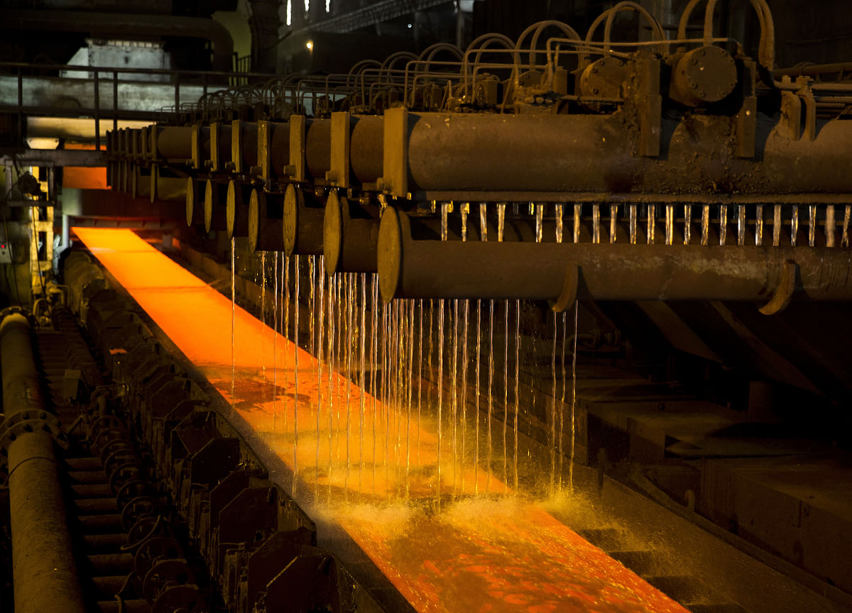 Jindal Steel & Power  Names Naushad Ansari As Joint Managing Director