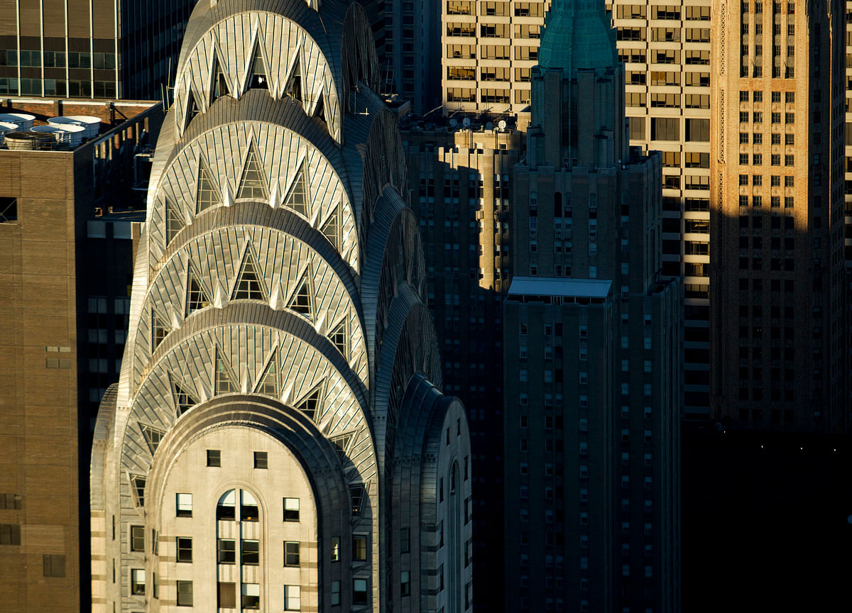 New York's Chrysler Building Is Up for Sale, ReportSays