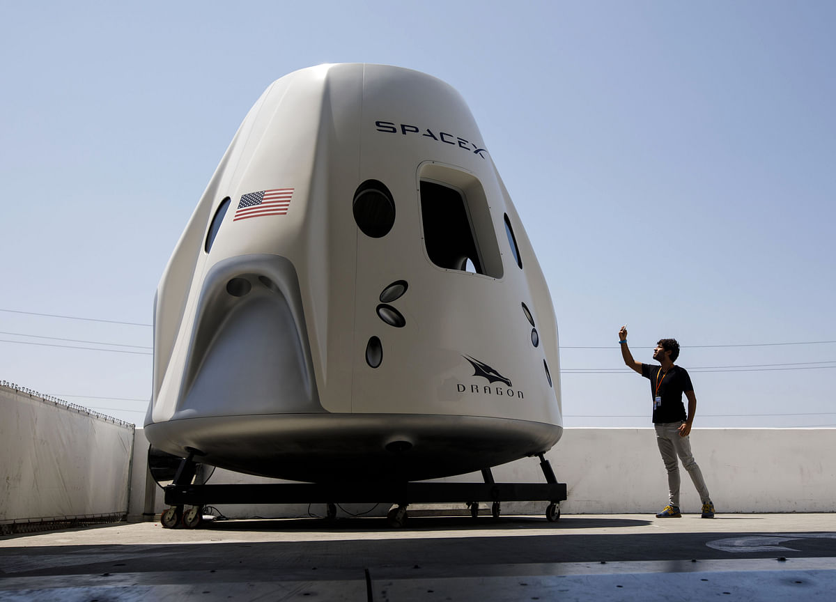 Musk's SpaceX and NASA Target February for Key Test Flight of New Craft