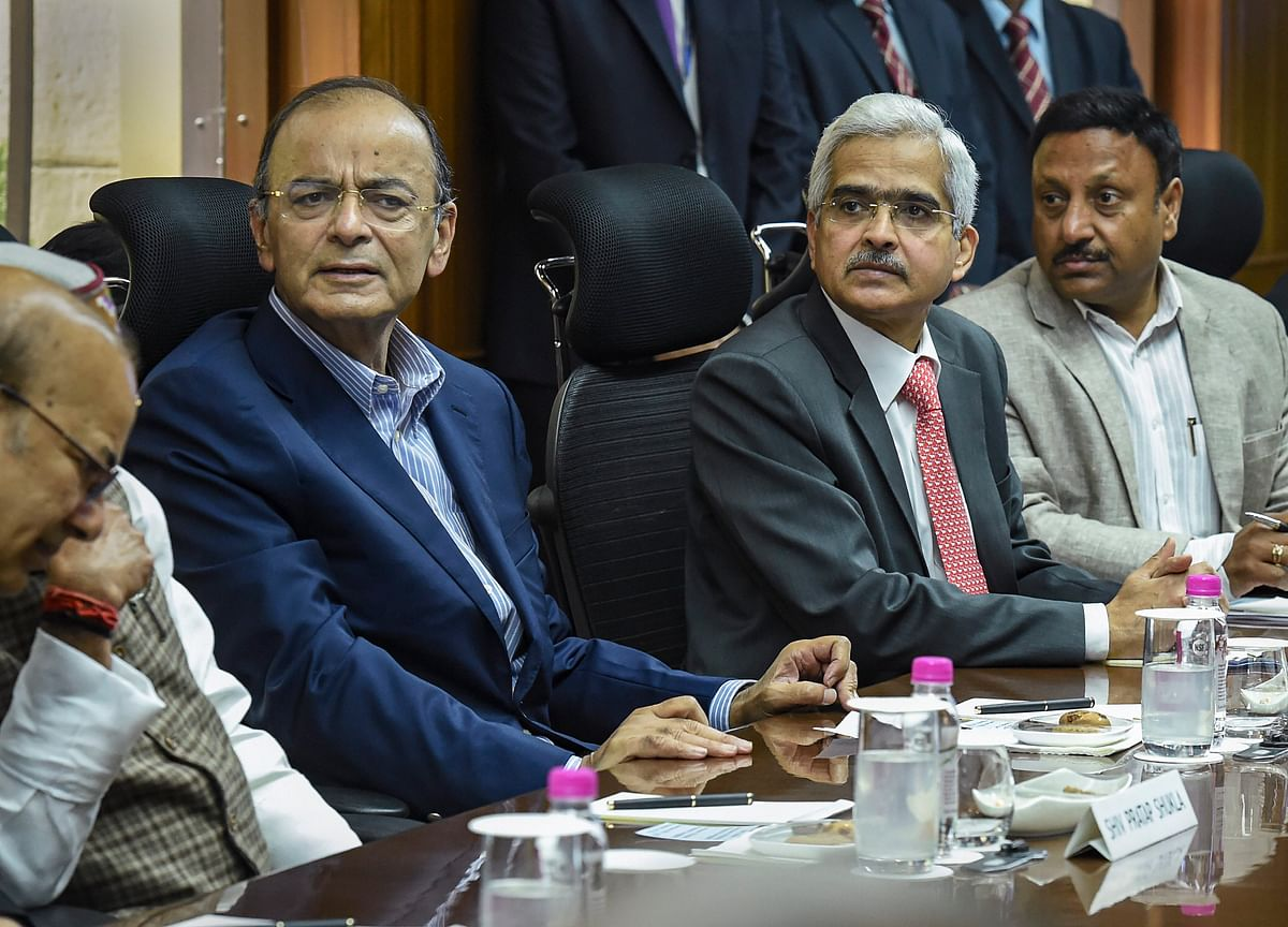 RBI Central Board Meeting: RBI Board Will Decide Interim Dividend, Says Shaktikanta Das