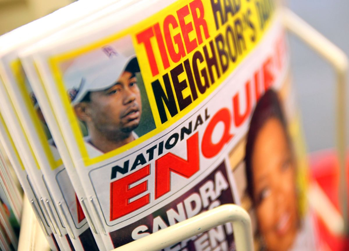 Before Bezos Fight, Enquirer Publisher AMI Faced Steep Losses