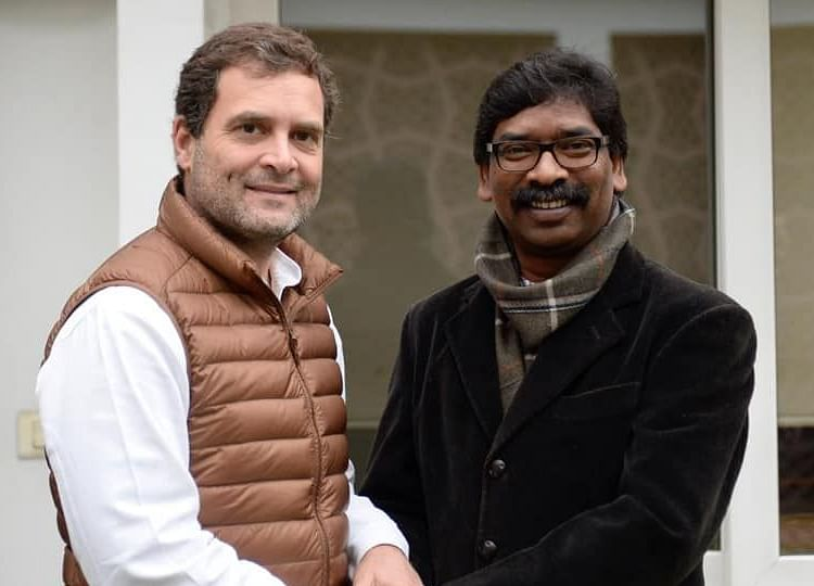 Congress, JMM Seal Alliance In Jharkhand: UPA Could Rout NDA 12-2