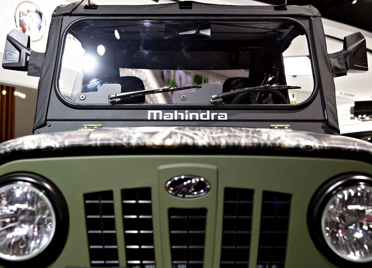 Mahindra Roxor Violates Fiat Chrysler's Jeep 'Trade Dress': U.S. Judge