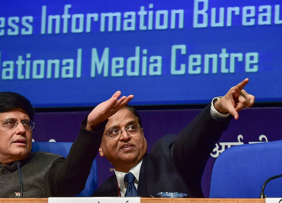 Former Finance Secretary Garg Pitches For Large-Scale Expenditure Reforms