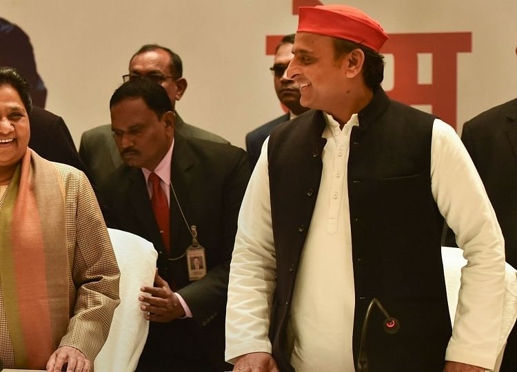 After UP, Mayawati and Akhilesh Join Hands in MP, Uttarakhand